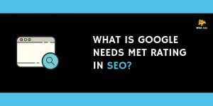 Google's Needs Met in SEO rating?